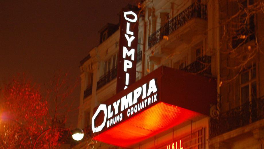 Programmation Olympia mois Septembre 2017