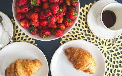 Hôtel Triangle d'Or - petit déjeuner