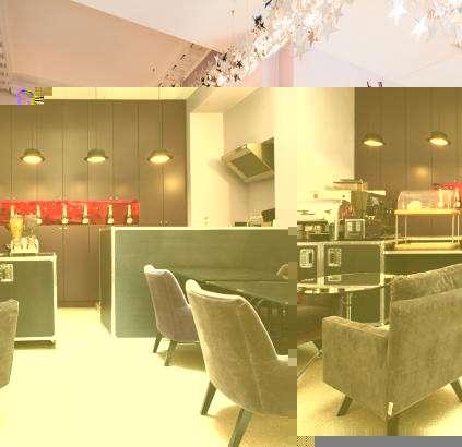 Hôtel Triangle d'Or - PhotosHôtel Triangle d'Or - petit déjeuner